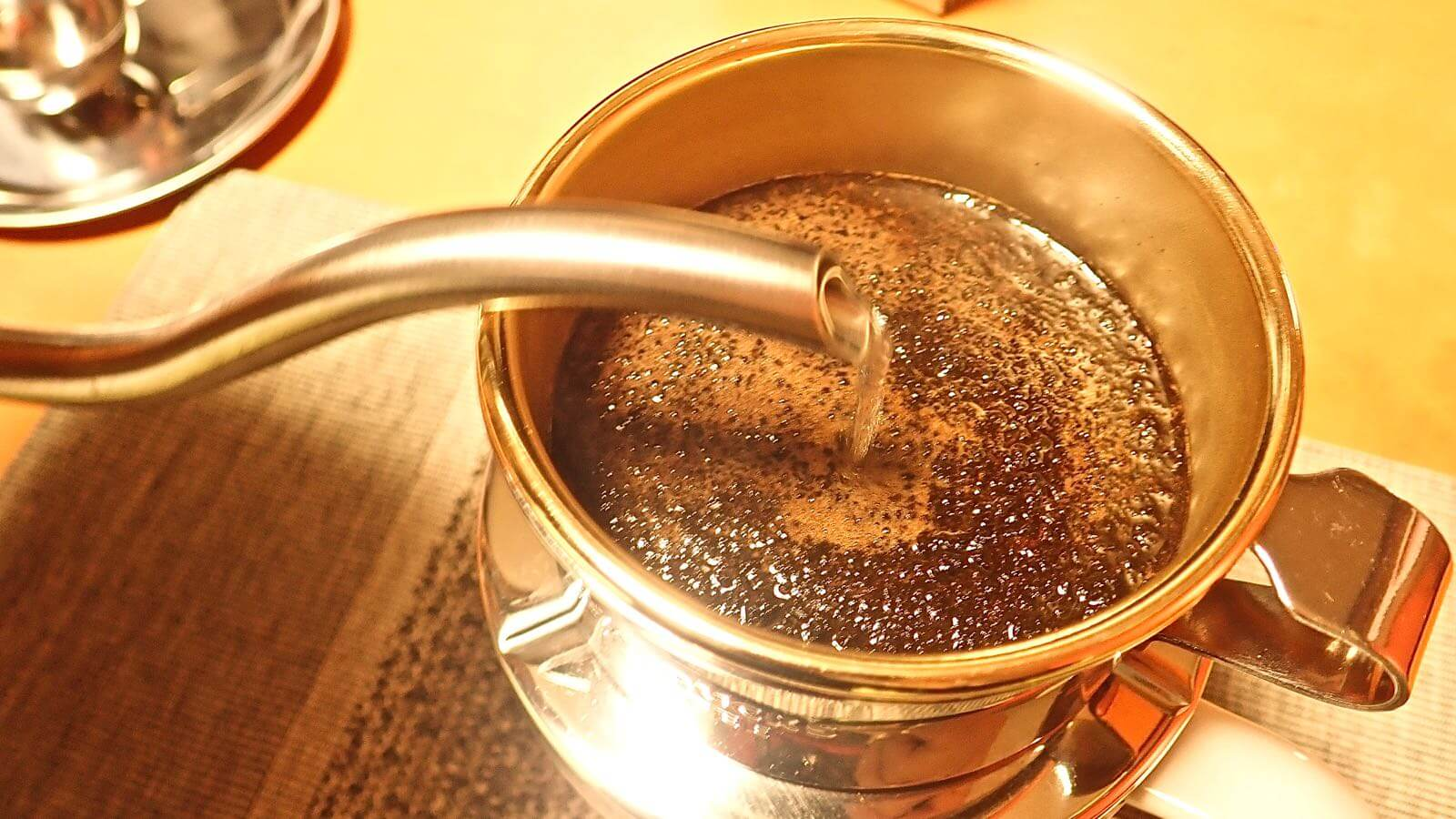 0014 Starbucks Stainless Dripper How to make delicious coffee 09