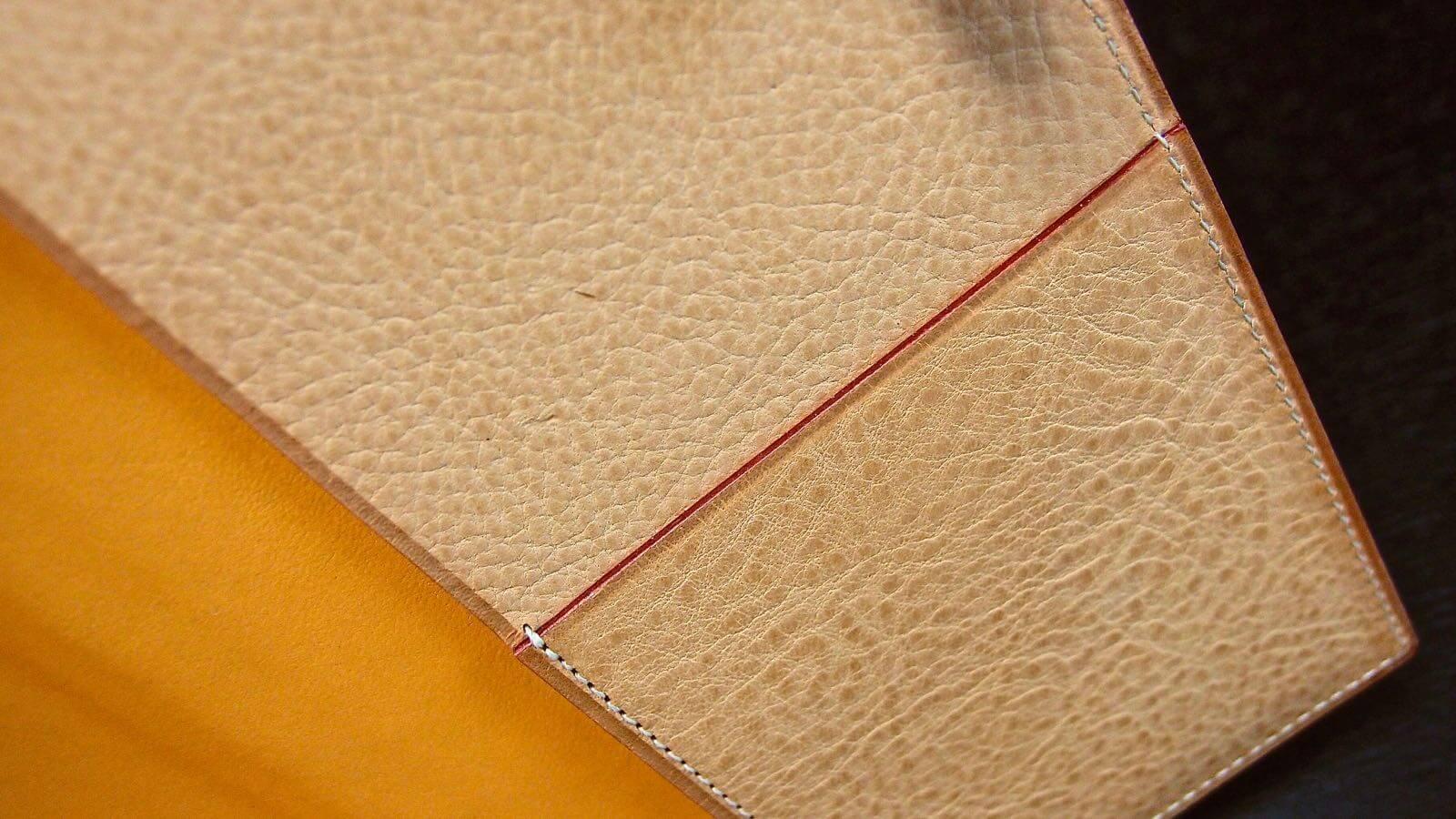 0097 Ganzo note cover liner Badarassi carlo minerva box 06