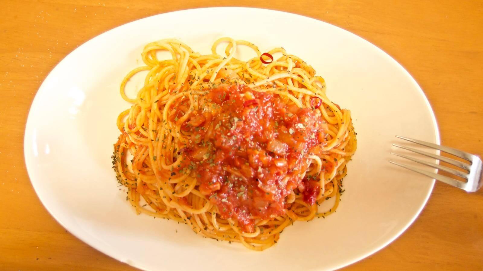0003 Excellent tomato pasta recipe 01
