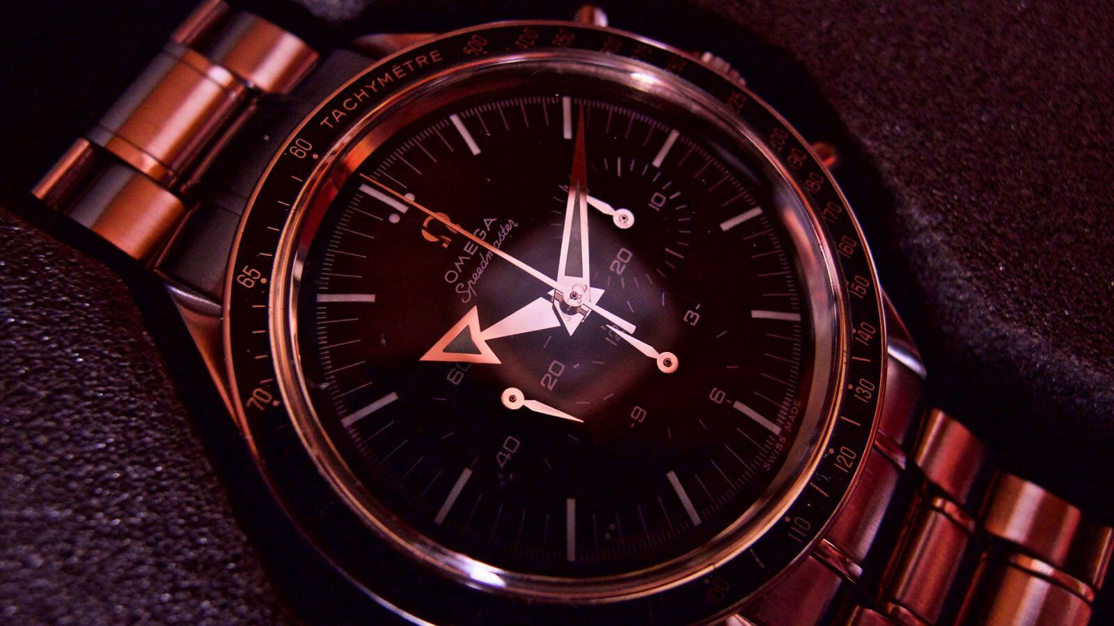 0029 The first watch I went to the moon  Omega Speedmaster story 07