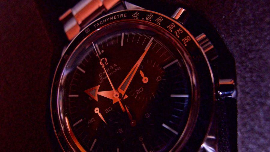 [0029] 「初めて月へ行った腕時計」オメガ スピードマスターの話。