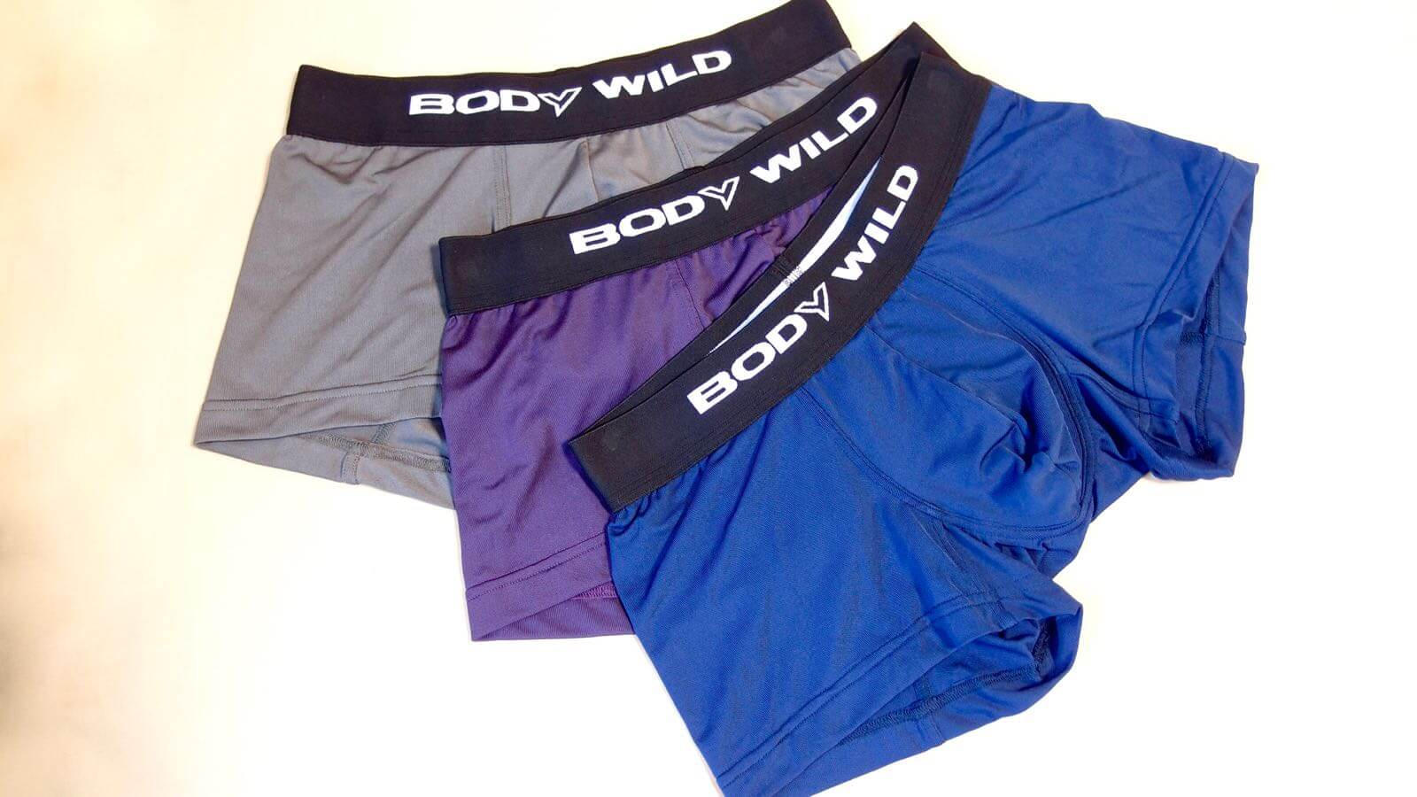 0122 Fashionable underwear BODY WILD is recommended 08