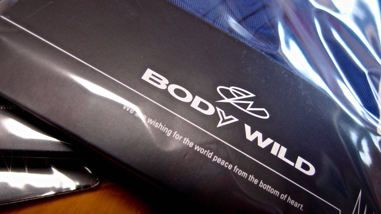 0122 Fashionable underwear BODY WILD is recommended 14
