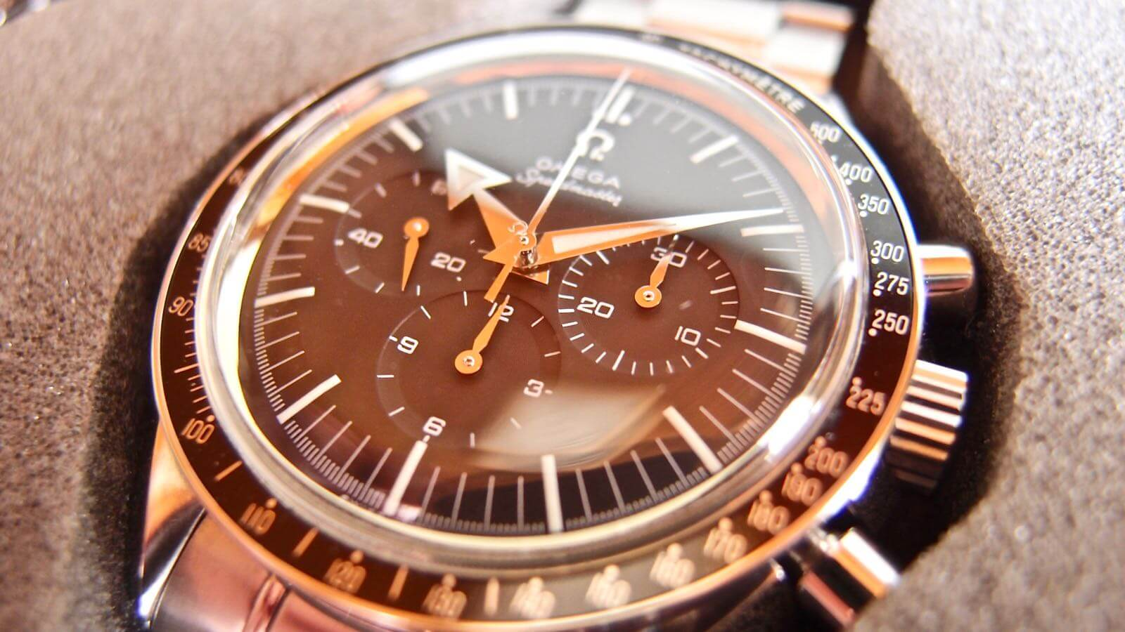 0030 Ω Omega Speedmaster History Eye catch image