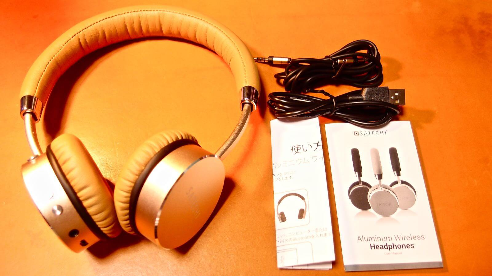 0157 Satechi wireless headphone ST AHP Review 05
