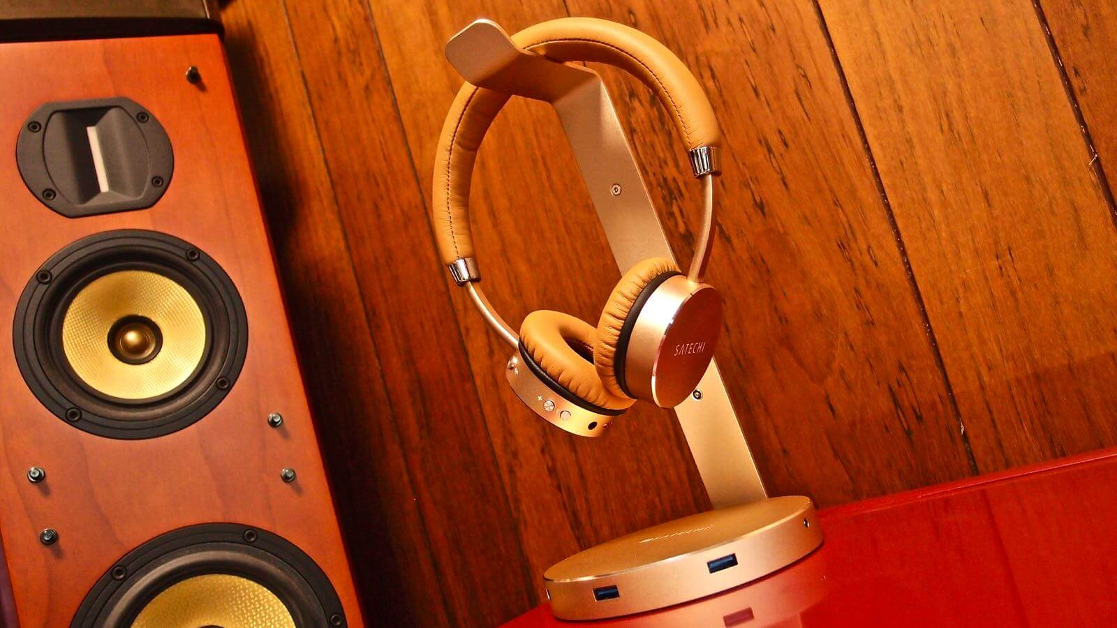 0160 Satechi s Headphone Stand Review 01