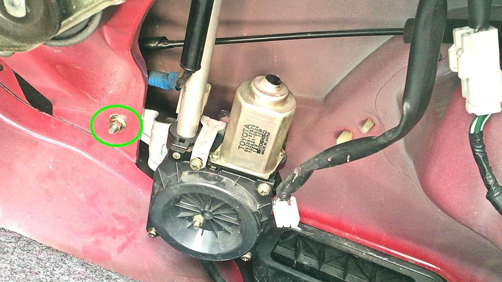 0150 MR2 Restore Plan  Part  23 Automatic antenna repair 03