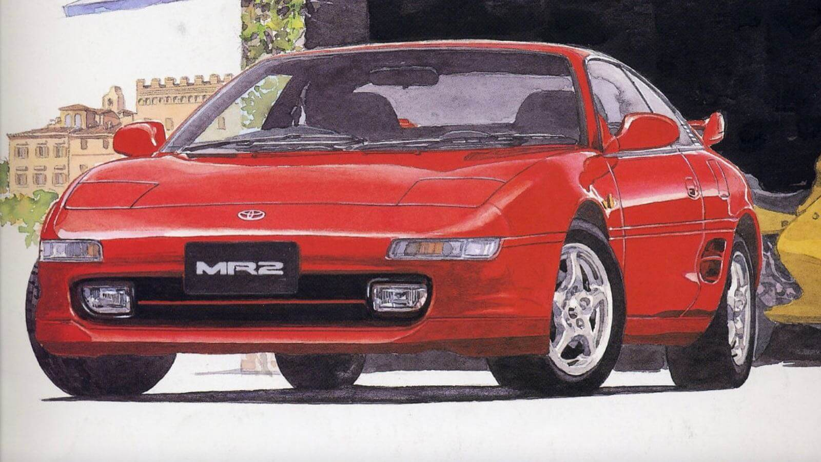 0156 MR2 Restore Plan Extra edition Eye catch image