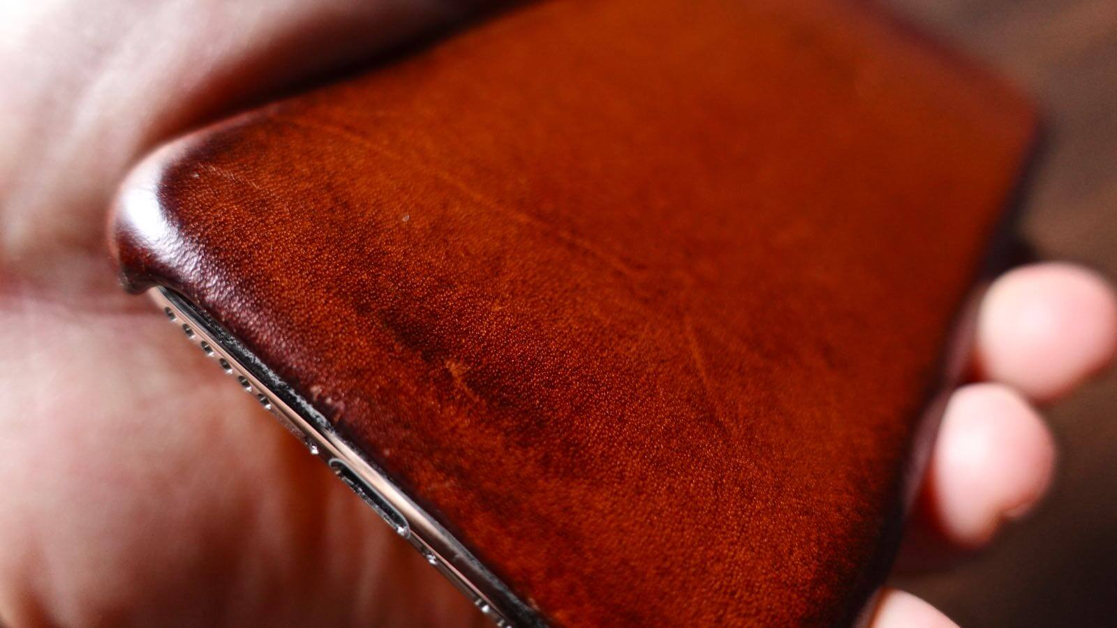 0215 iPhone Leather Case 27 A year and a half later