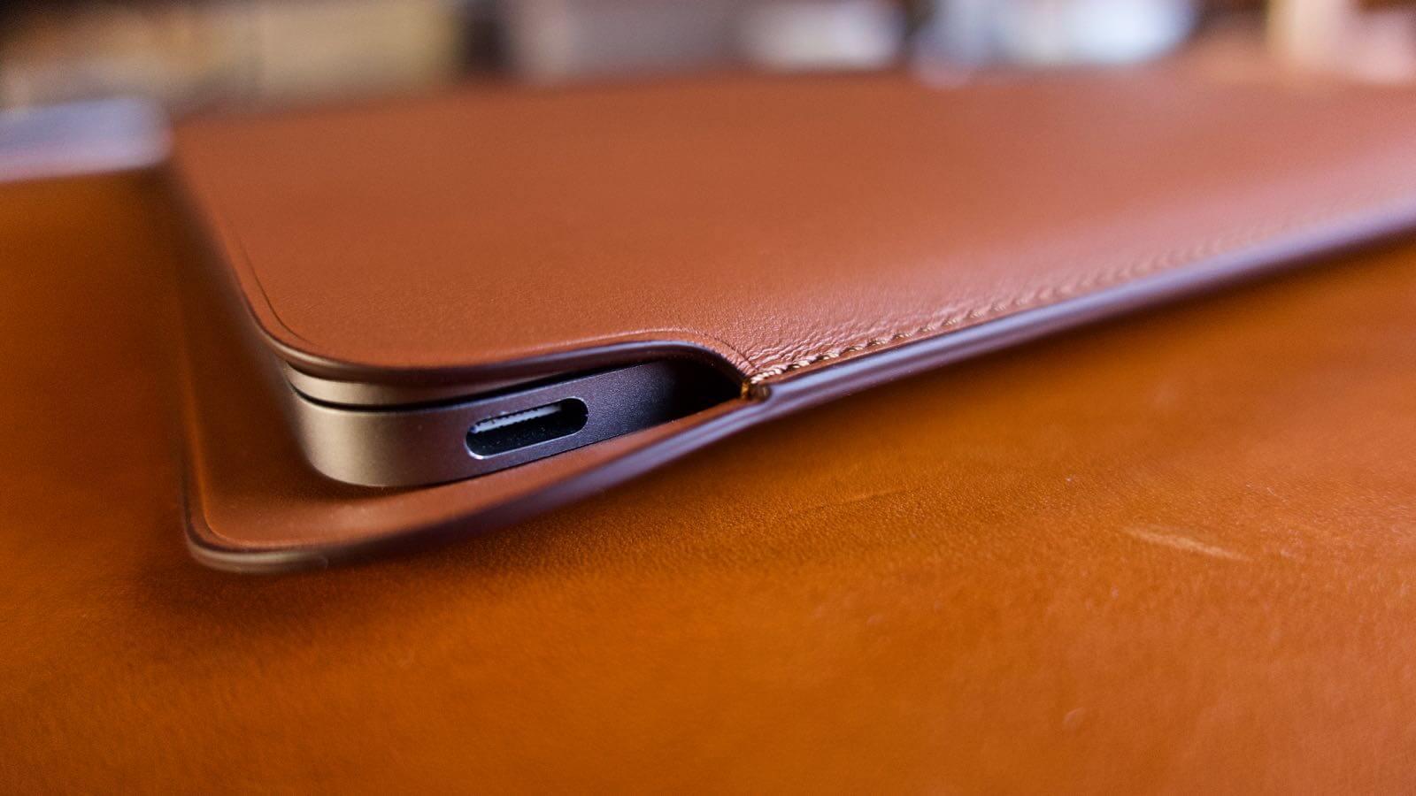 0216 Macbook  apple sleeve 15