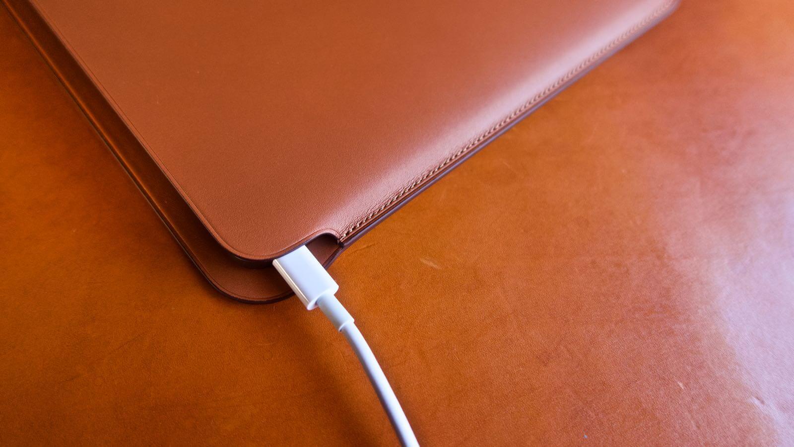 0216 Macbook  apple sleeve 16