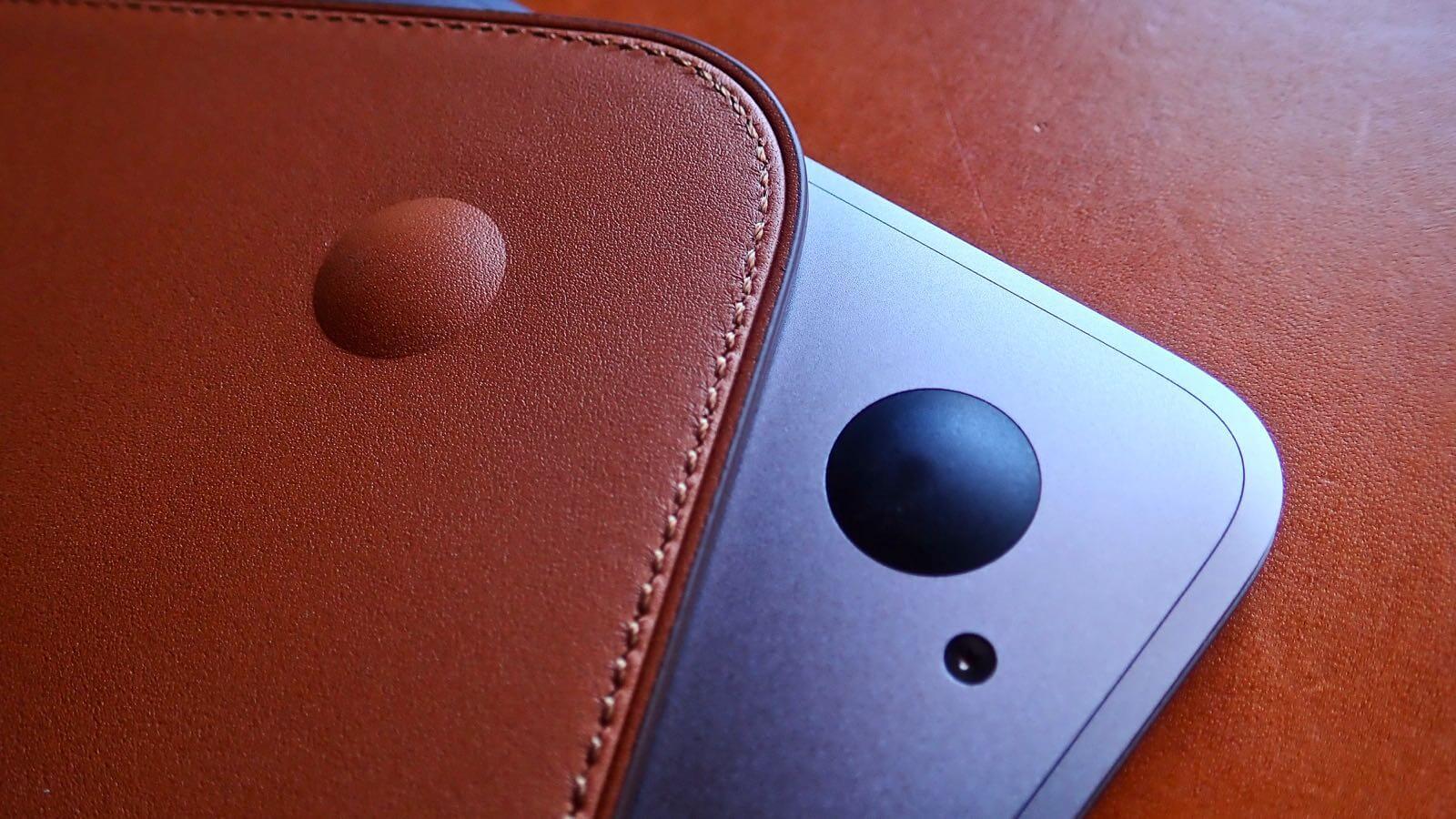0216 Macbook  apple sleeve 17