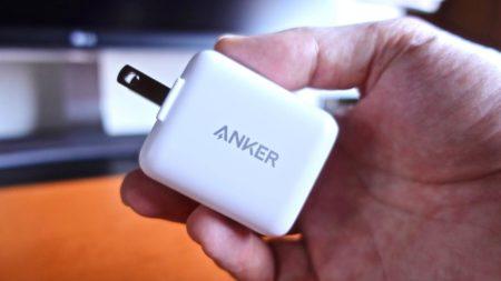 [0219] 超おすすめのコンパクト充電器 Anker PowerPort III mini レビュー!! 待ち望んだのはこのサイズだ!!