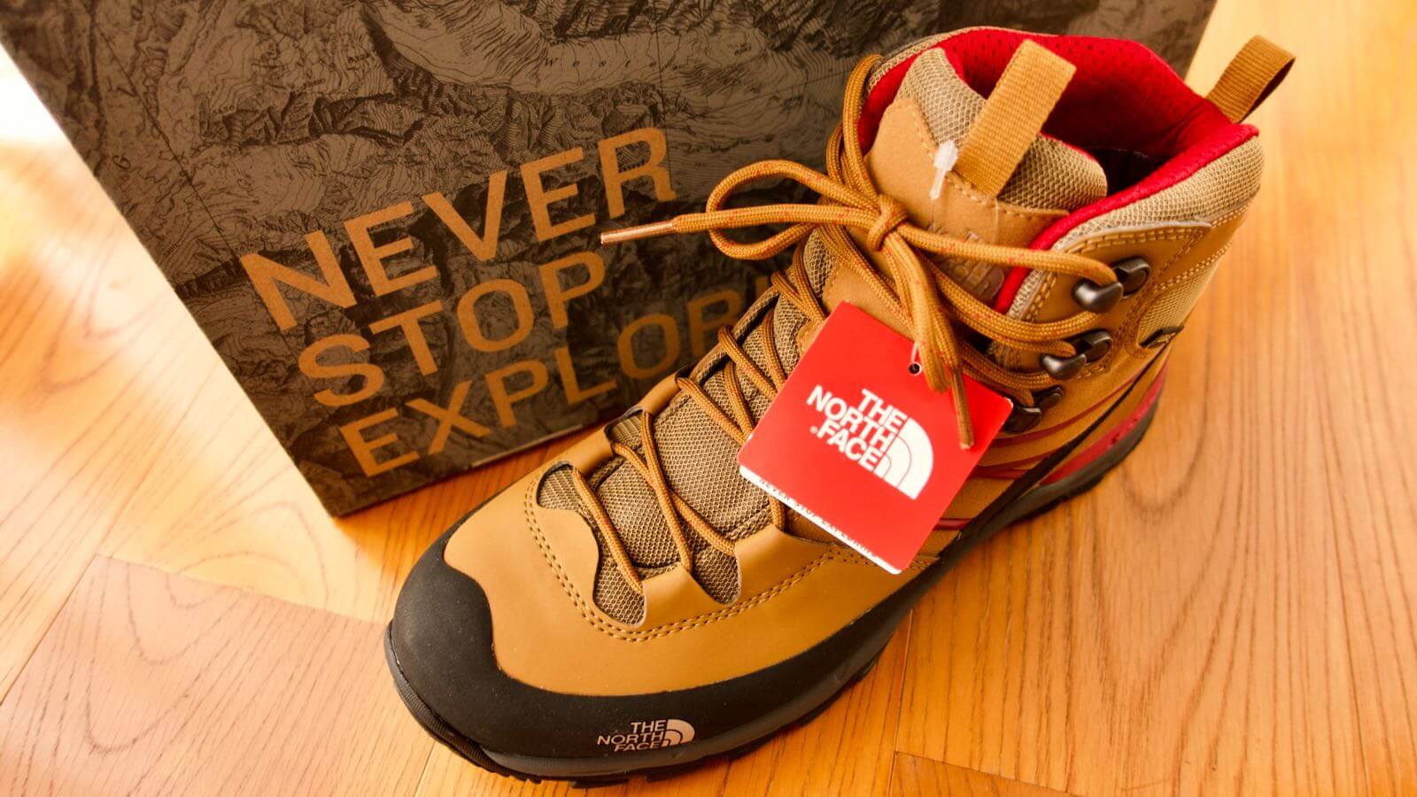 0220 The north face Creston Mid GTX NF51620 Reviw 01