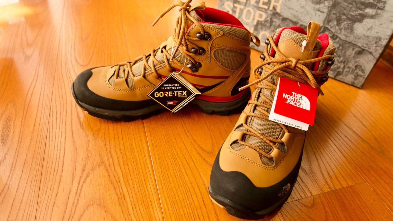 0220 The north face Creston Mid GTX NF51620 Reviw 05