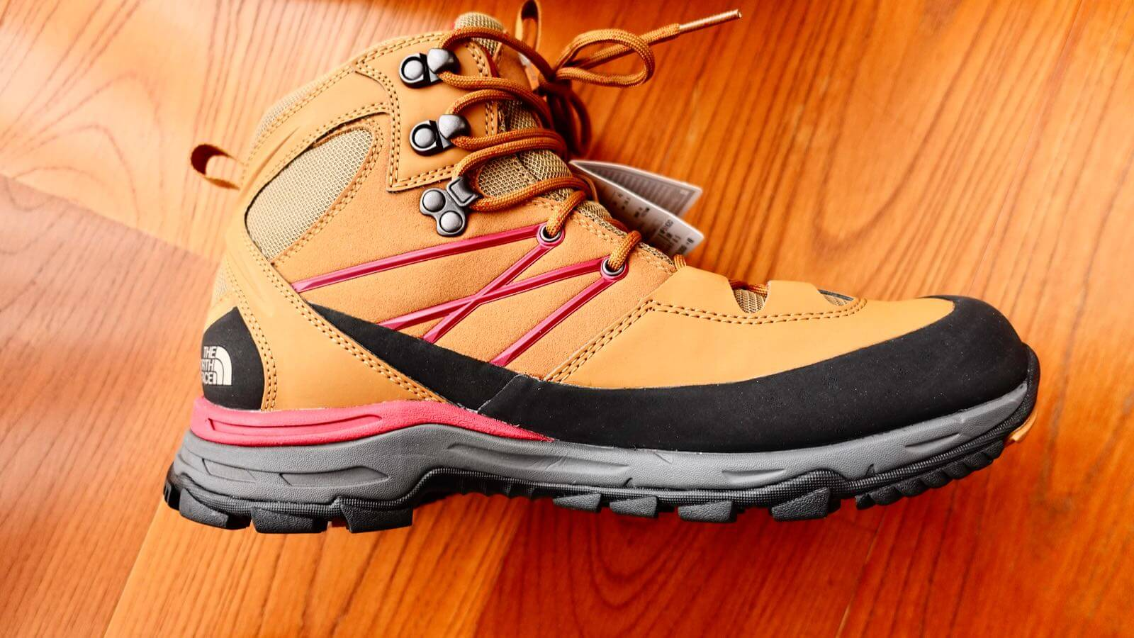 0220 The north face Creston Mid GTX NF51620 Reviw 23