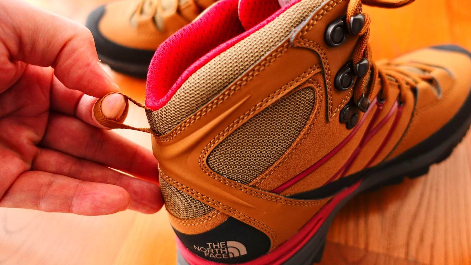 0220 The north face Creston Mid GTX NF51620 Reviw 27