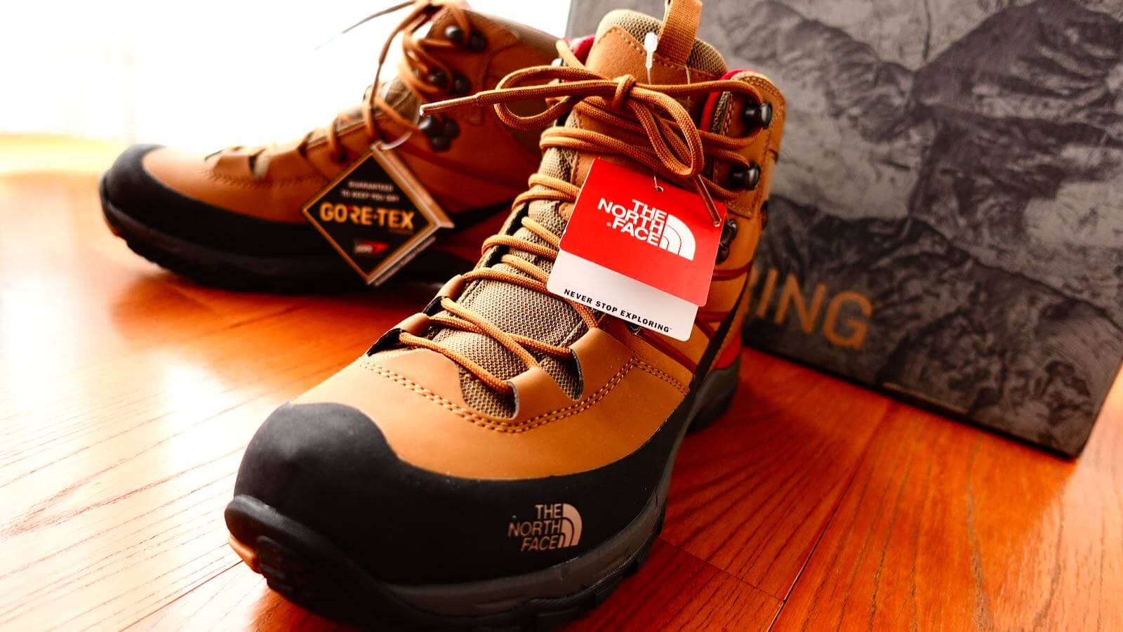0220 The north face Creston Mid GTX NF51620 Reviw 29