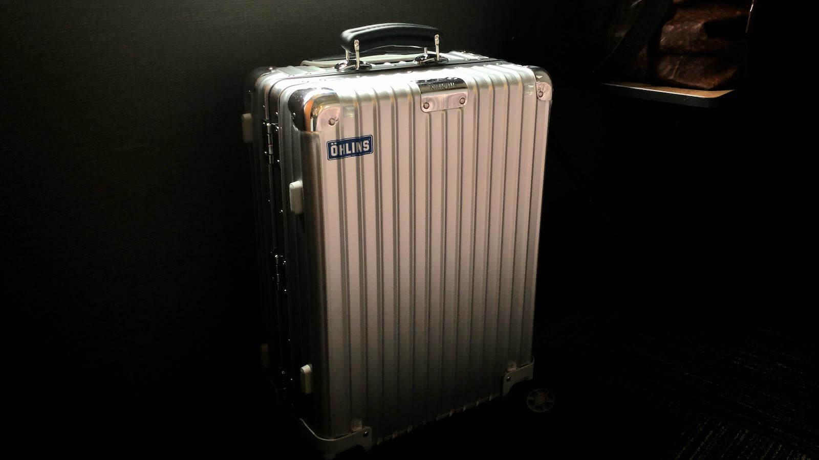 0228 Rimowa Classic Cabin S 33L Review 01
