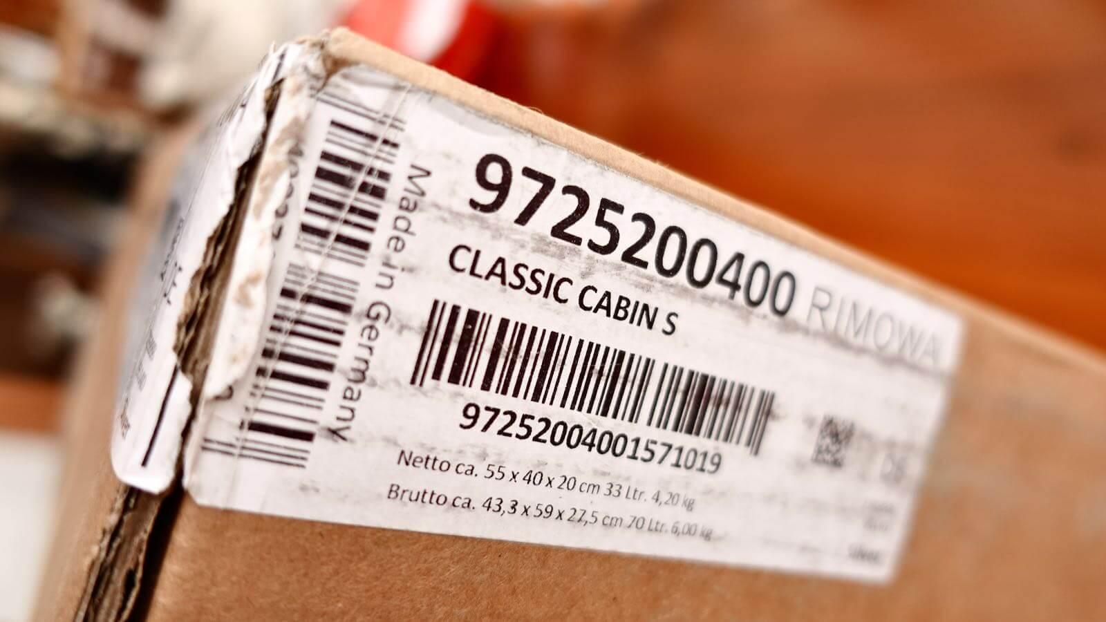 0228 Rimowa Classic Cabin S 33L Review 04