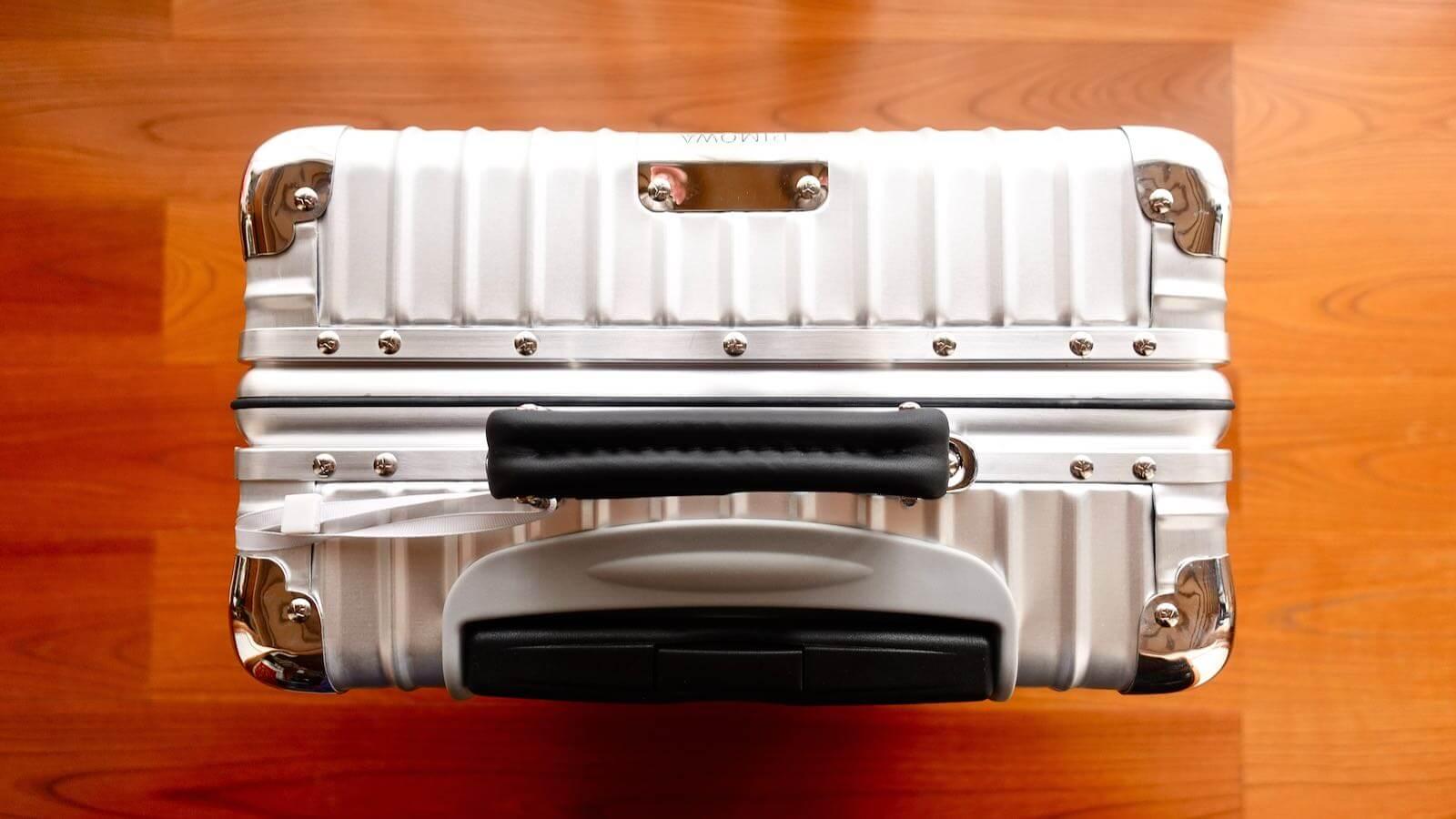 0228 Rimowa Classic Cabin S 33L Review 11