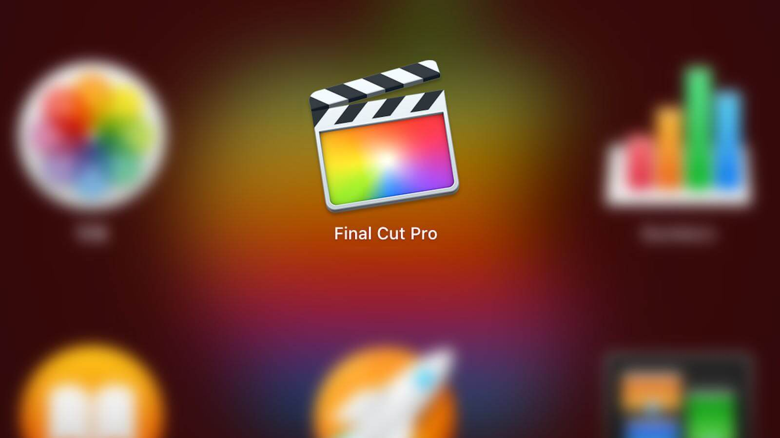 0232 Explain the basic usage of Final Cut Pro 01