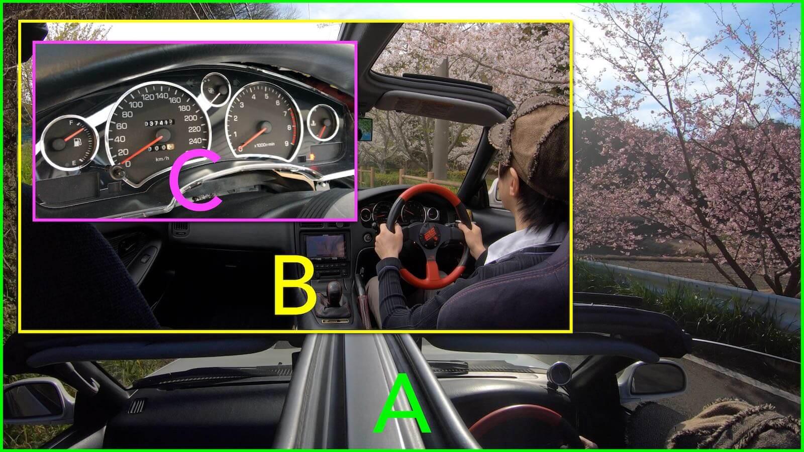 Insert video into 3 layers in Final Cut Pro video Description image