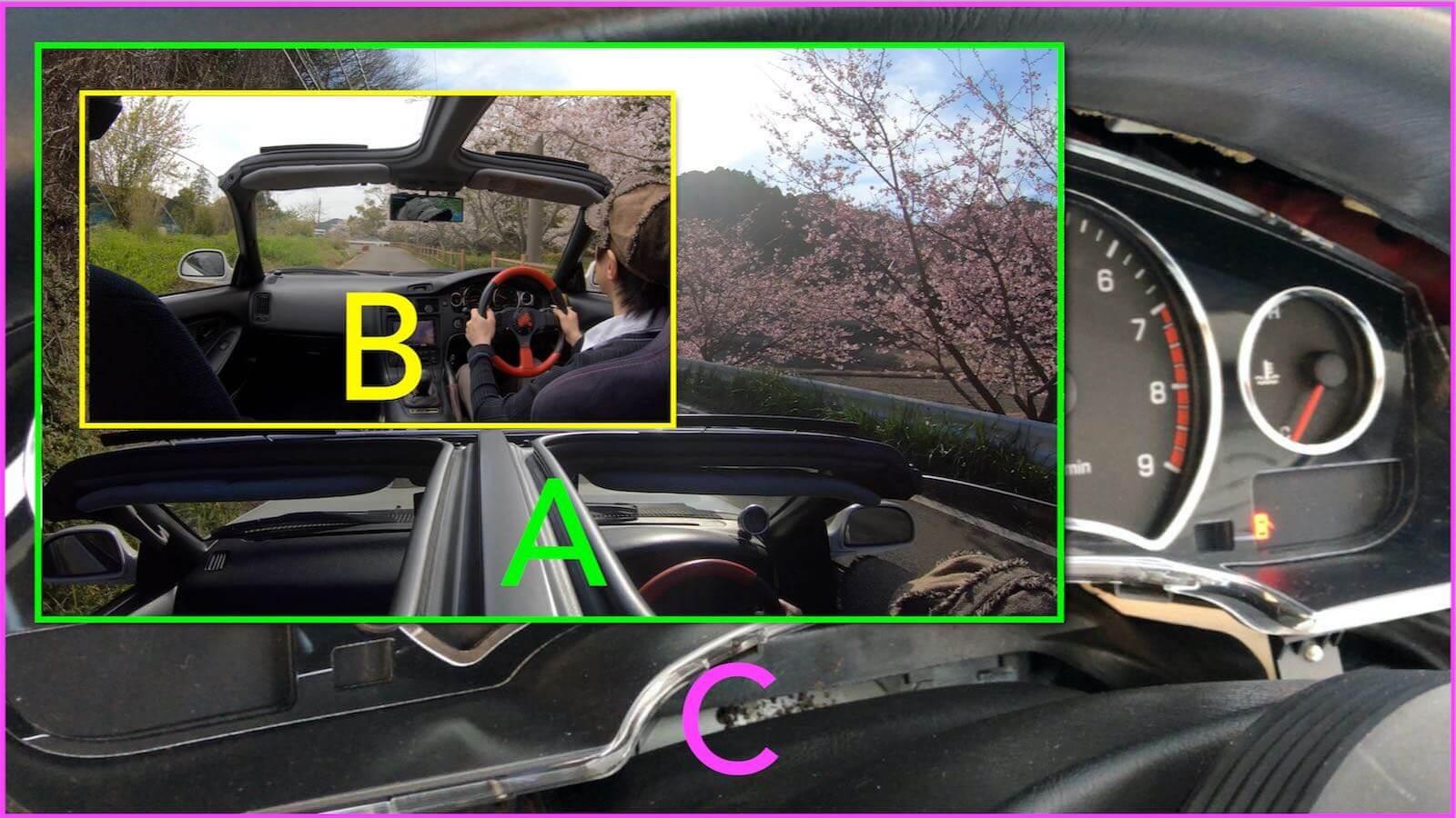 Final Cut Pro video overlay