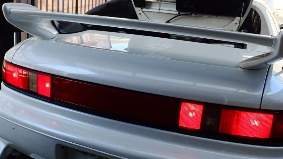 [0234] MR2補完計画 『その9』ブレーキランプが消えない!? 原因はストップ ランプ スイッチ クッション?