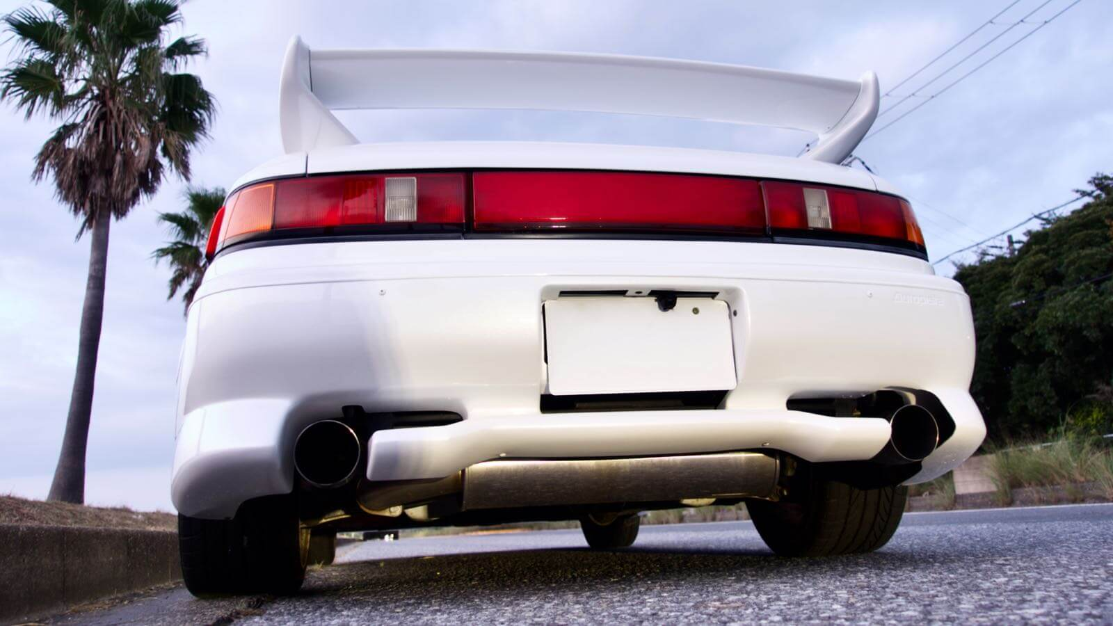 MR2 autopista rear bumper