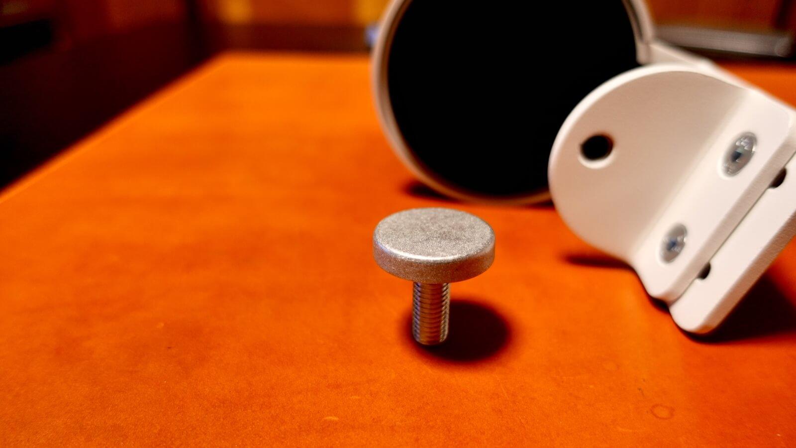 HermanMiller FLO Monitor Arm Desk Clamp Parts