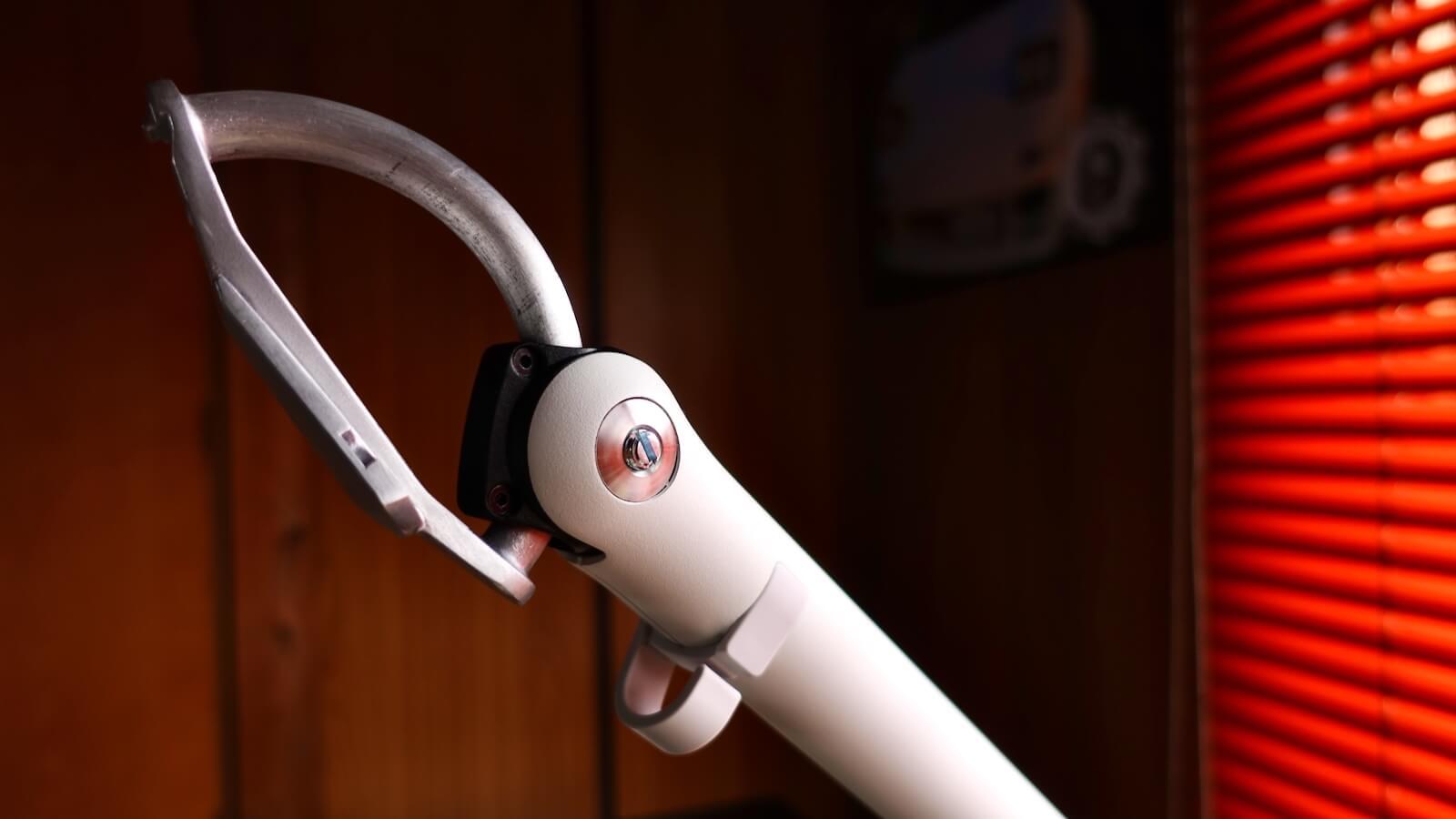Herman Miller Flo Monitor Arm D Ring Operating Range