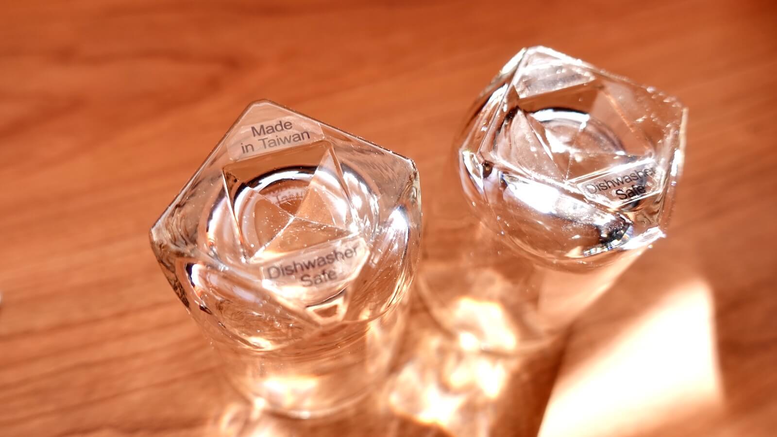 Starbucks Espresso Kit 2 upside down 1oz shot glasses