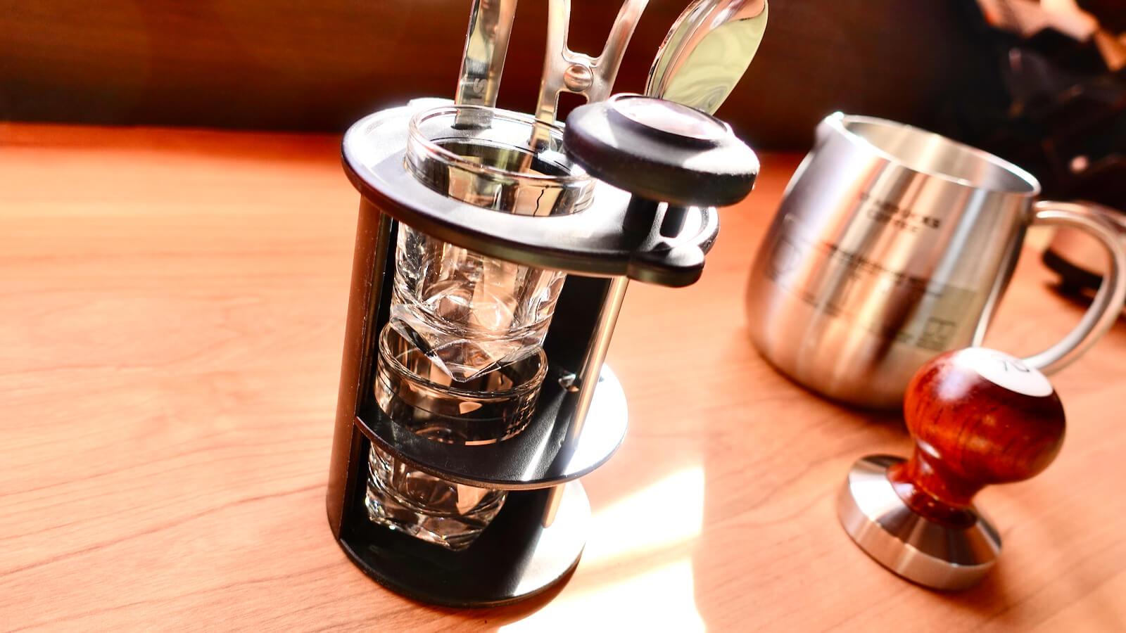 Starbucks Espresso Kit Storage