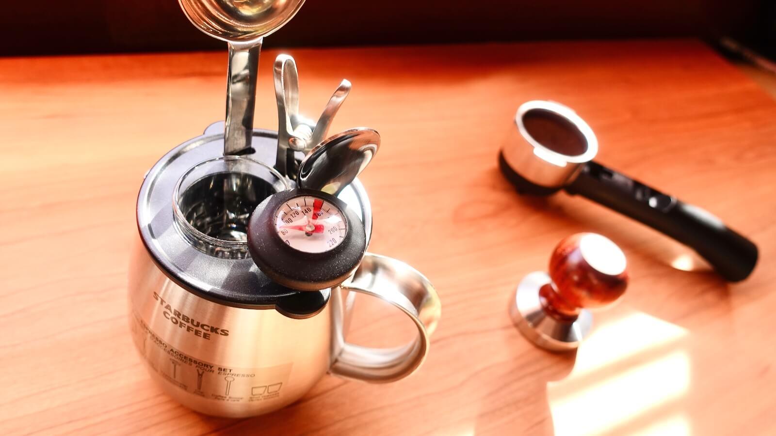 Starbucks Espresso Kit