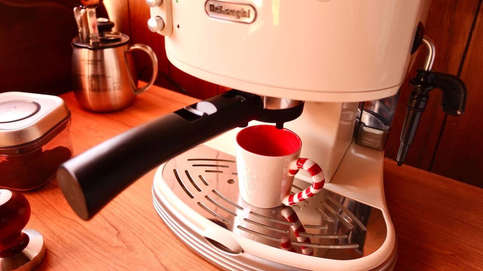 Delonghi Espresso Machine ECM300J Demitasse Cup Set